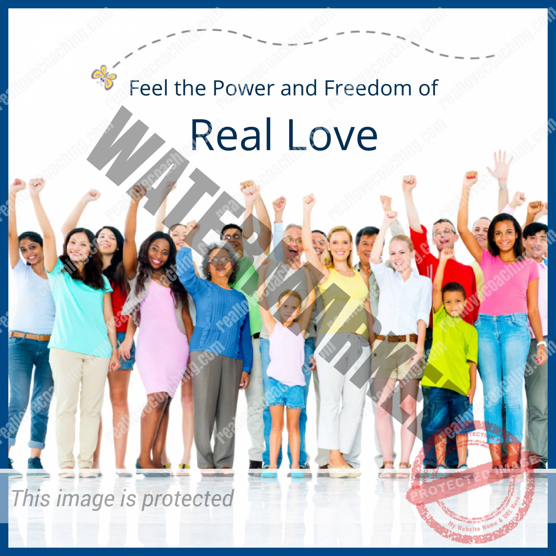 real love home page